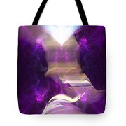 Angel Of The Akasha Tote Bag
