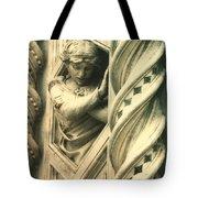 Angel Of The Basilica Tote Bag