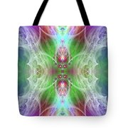 Angel Of The Faery Realm Tote Bag