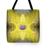 Angel Of The Moon Tote Bag