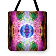 Angel Of Unity Tote Bag