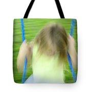 Angel Swing Tote Bag