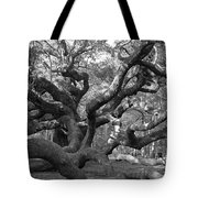 Angel Tree II Tote Bag