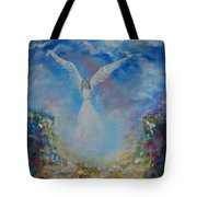 Angel Whisperings Tote Bag