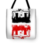 Angels And Demons Tote Bag by Luke Moore