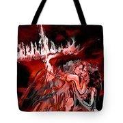 Angels Of Lust Tote Bag