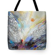 Angels Presence  - Square Painting Tote Bag