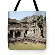 Angkor Archaeological Park Tote Bag