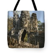 Angkor Archaeological Park II Tote Bag