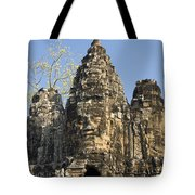 Angkor Thom II Tote Bag