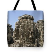 Angkor Thom IIi Tote Bag