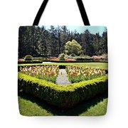 Angles Of Spring Tote Bag