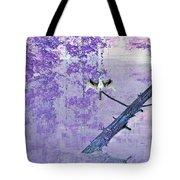 Anhinga Japanese Style Tote Bag