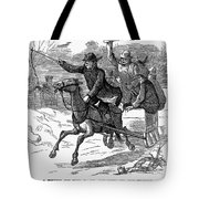 Animal Cruelty, 1877 Tote Bag