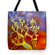 Ankh Roots Tote Bag