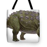 Ankylosaurus Magniventris Tote Bag