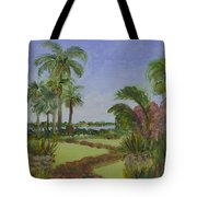 Ann Norton Garden Tote Bag