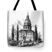 Annapolis: State House Tote Bag
