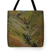 Annascaul Mountains Tote Bag