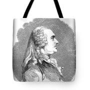 Anne Robert Turgot Tote Bag