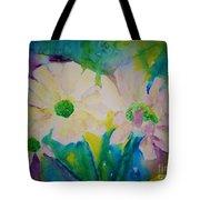 Anne's Flowers Tote Bag