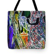 Anointing Of Jesus Tote Bag