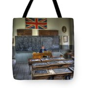 Another Brick In The Wall Tote Bag by Bob Christopher