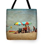 Another Day At The Beach Tote Bag