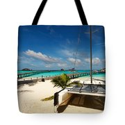 Another Day. Maldives Tote Bag