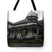 Another Greenwood Heritage Home Tote Bag