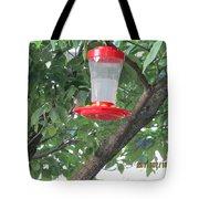 Another Hummingbird Tote Bag