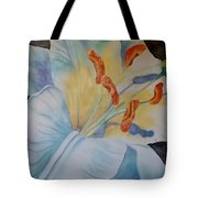 Another Liliy Tote Bag