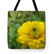 Another Many Yellow Petals Tote Bag