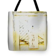 Another Old Urban Window Tote Bag