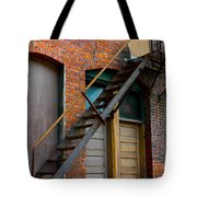 Another Way Out Tote Bag