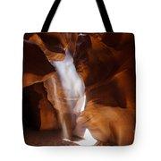 Antelope Canyon Light Tote Bag