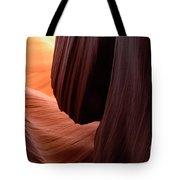 Antelope Canyon Living Rock Tote Bag