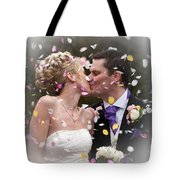 Anthony And Claire Tote Bag