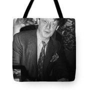 Anthony Burgess (1917-1993) Tote Bag