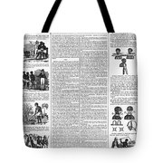 Anti-slavery Broadside Tote Bag