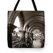 Antigua Arches Tote Bag