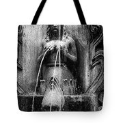 Antigua Mermaid Tote Bag