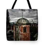 Antigua Stairwell Tote Bag
