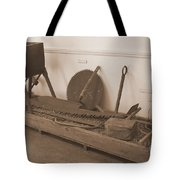 Antiquated Plantation Tools - 1 Tote Bag