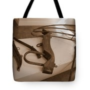 Antiquated Plantation Tools - 2 Tote Bag