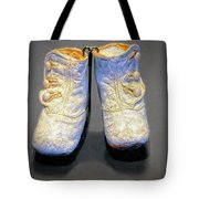 Antique Baby Shoes Tote Bag