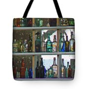 Antique Bottle Collection  Tote Bag