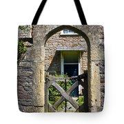 Antique Brick Archway Tote Bag
