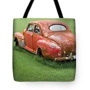 Antique Ford Car 5 Tote Bag