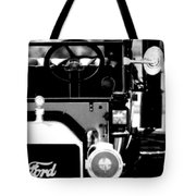 Antique Ford Tote Bag